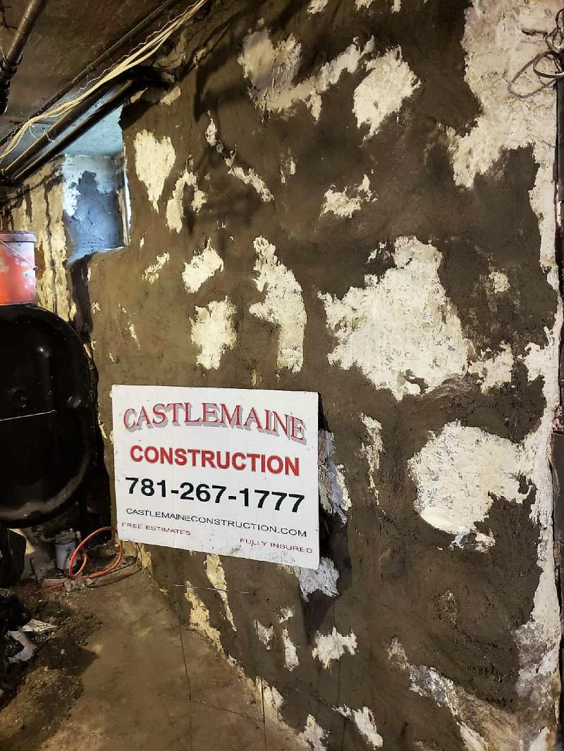 Basement Pointing